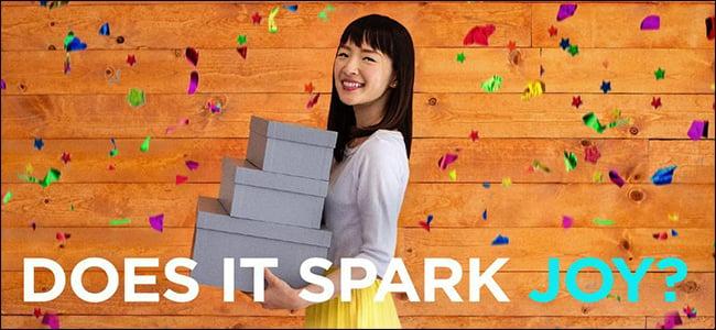Marie Kondo - Spark Joy-1