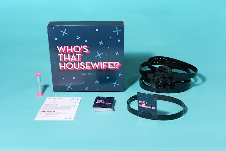 Building Brand Packaging: Spotlight on Who's That Housewife!?