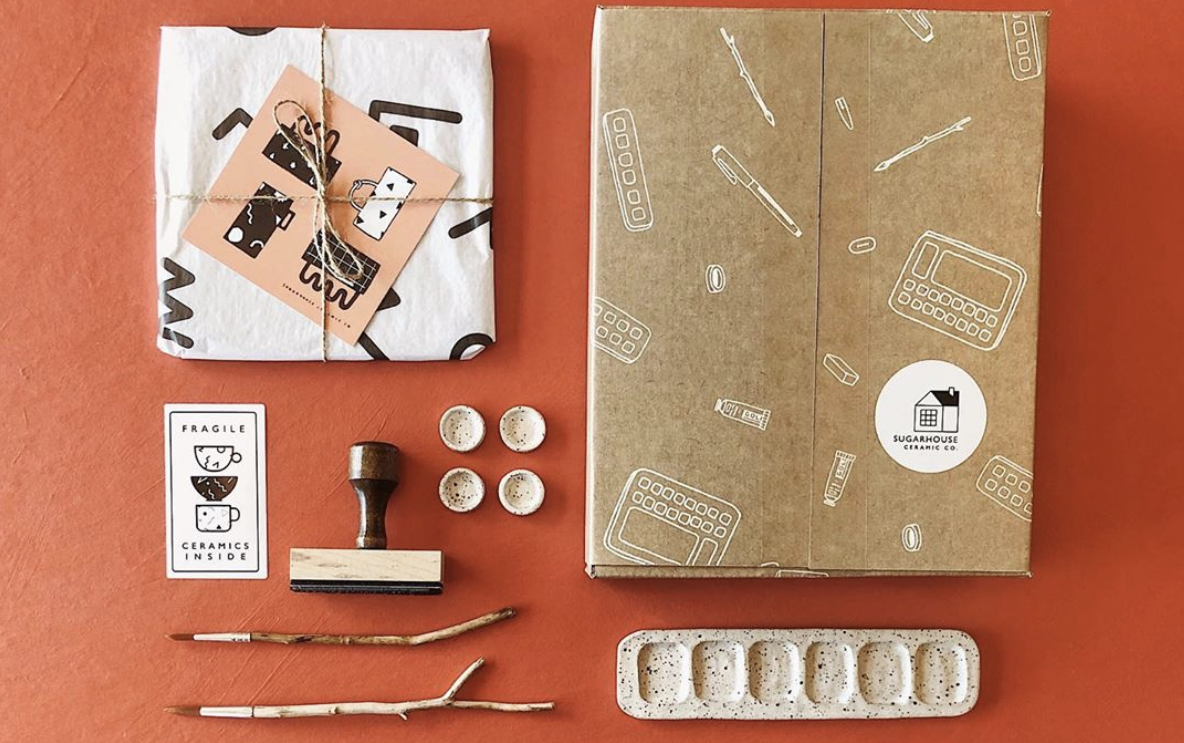 Elevate Your E-commerce Packaging: Spotlight on Sugarhouse Ceramic Co.